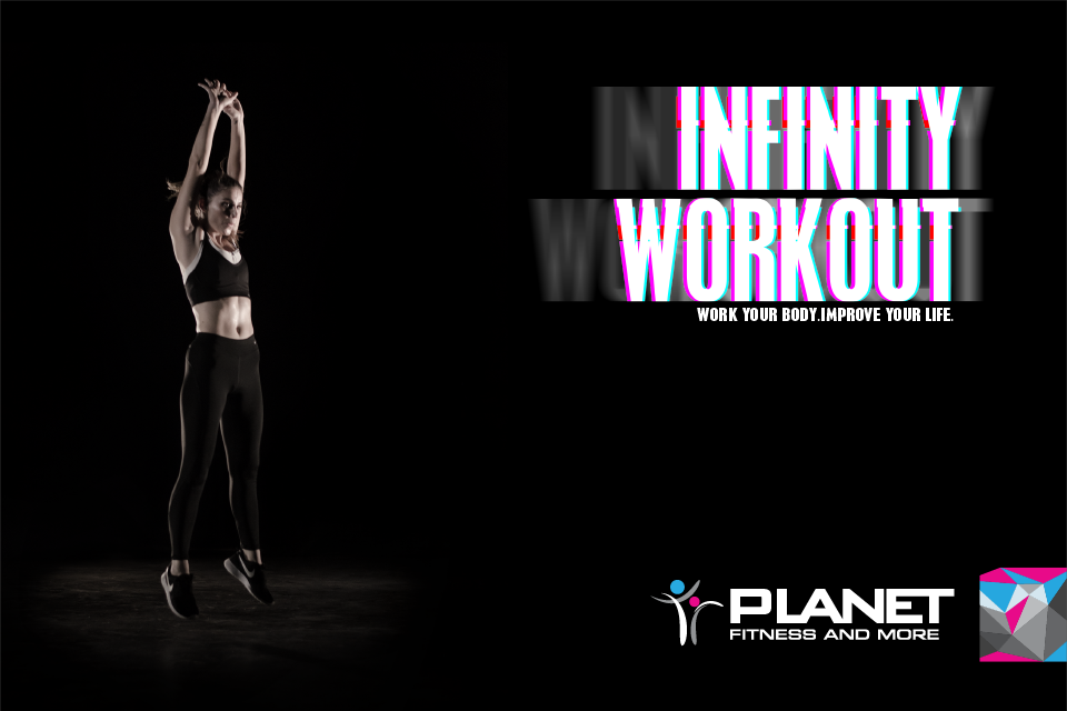 Infinity Workout Planet Fitness