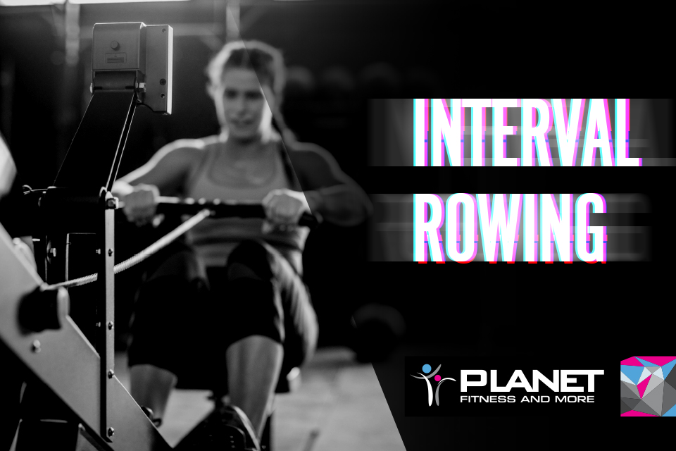 Interval Rowing Planet Fitness