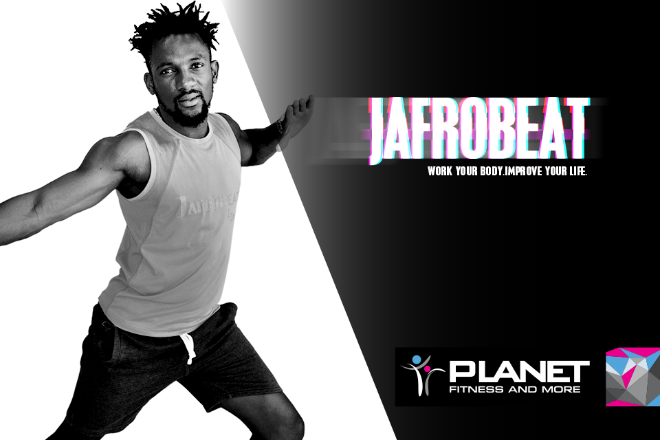 Jafrobeat Planet Fitness