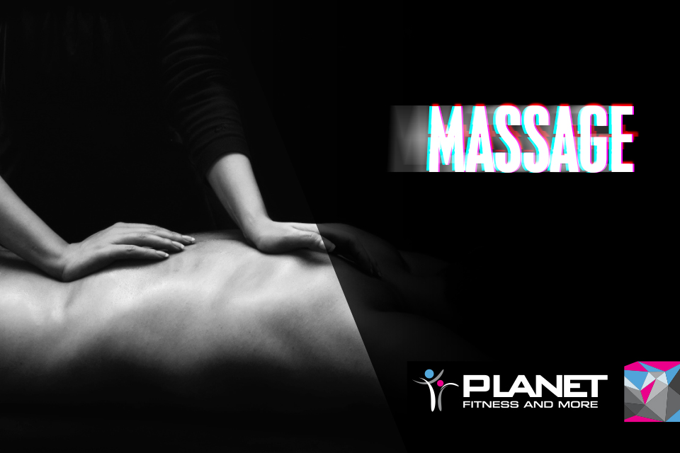 Massage Planet Fitness