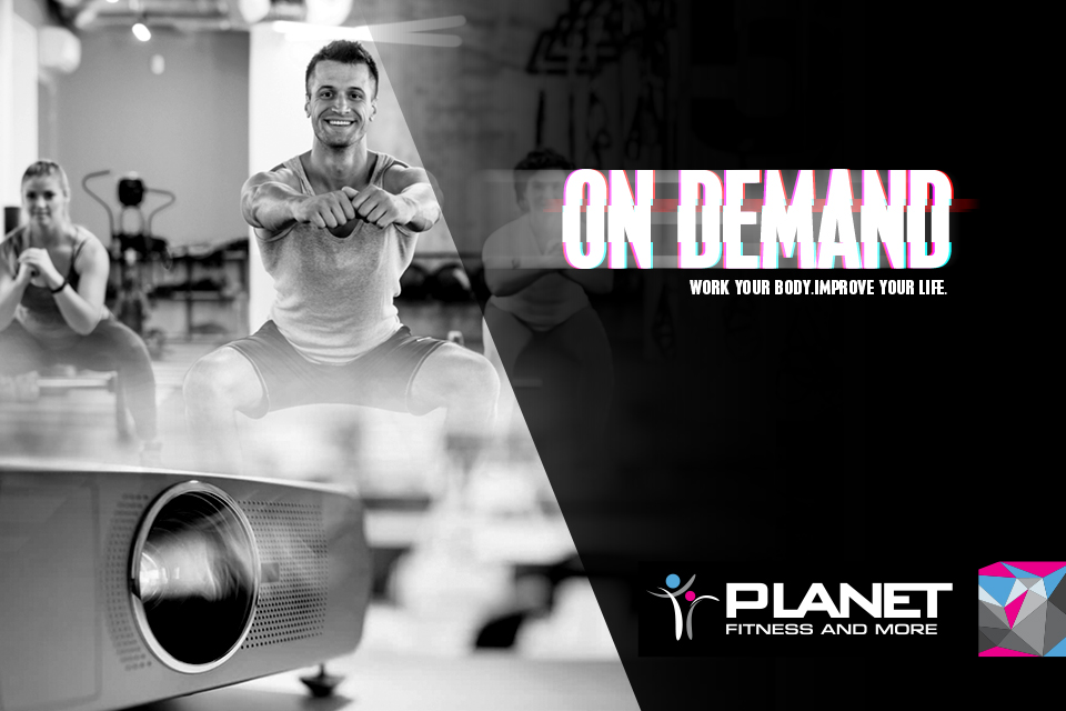 On Demand Planet Fitness