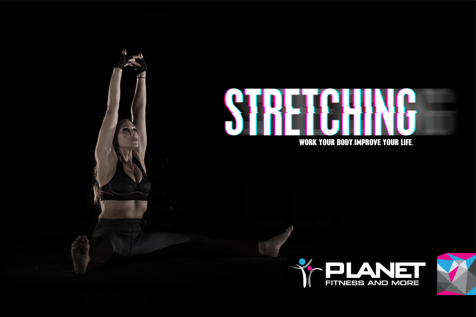 Stretching Planet Fitness