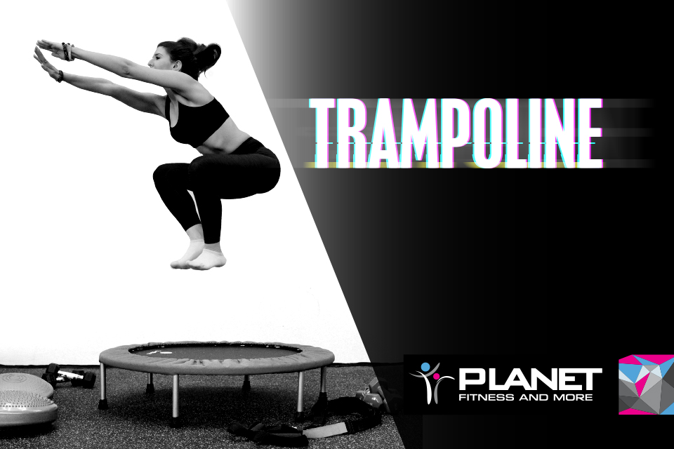 Trampoline Planet Fitness